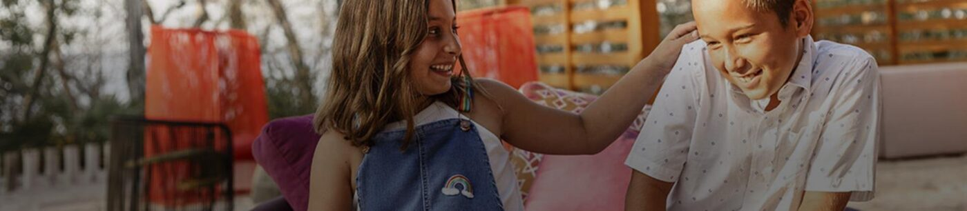 Azul Profundo Beach Wear - KIDS